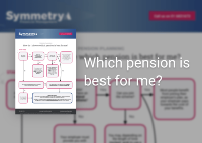 Which pension is best for me?
