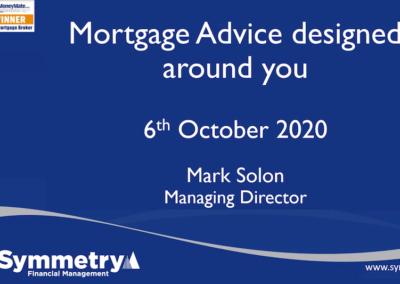 Webinar: Mortgage Advice Designed Around You