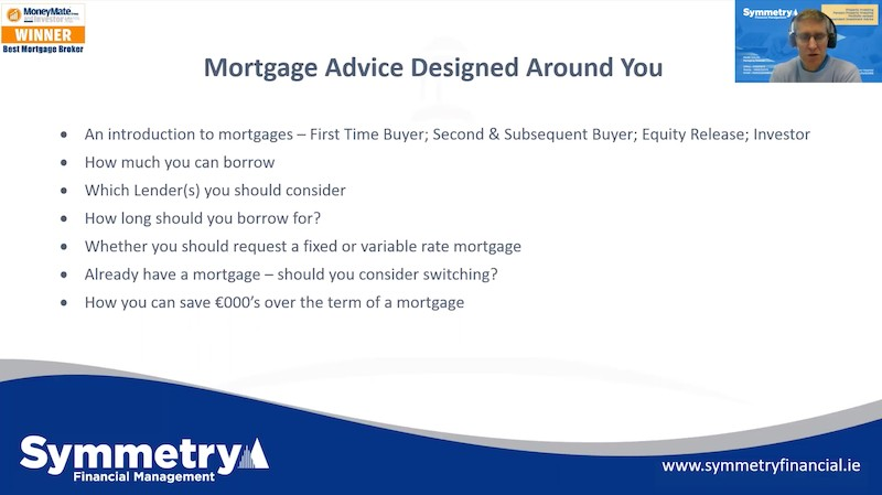 Webinar Property 101 Everything You Need To Know About Mortgages - Symmetry Financial