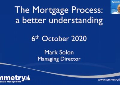 Webinar: The Mortgage Process Explained