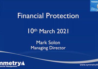 Webinar: Financial Protection (Insurance)